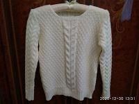 Отдается в дар Пуловер на девочку