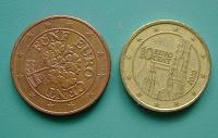 Отдается в дар Евроценты Австрии.