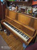 Отдается в дар Советское фортепиано   пианино