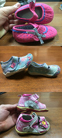 Отдается в дар Обувь для девочки (сандали, туфельки, тапочки), р-р 20 и 21