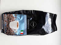 Отдается в дар Зерновой кофе Rioba декафинат