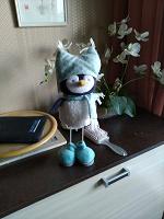 Отдается в дар Пингвин новогодний сувенир игрушка украшение