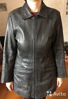 Отдается в дар Женская куртка черная