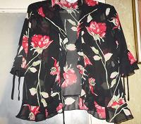 Отдается в дар блузочка-разлетайка к лету