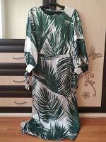 Отдается в дар платье миди