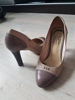 Отдается в дар Туфли кожаные Francesco Donni, 36