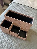 Отдается в дар Органайзер картонный (Икеа)