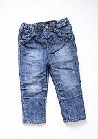 Отдается в дар джинсы на 80-86 см