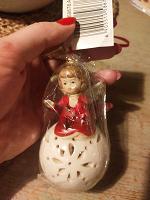 Отдается в дар Ангел, новогоднее украшение
