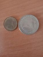 Отдается в дар Монеты 1991года