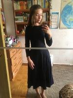 Отдается в дар Новое платье 38-40