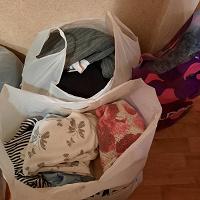 Отдается в дар Много одежды