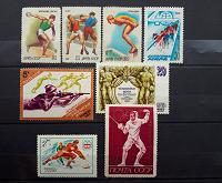 Отдается в дар Спортивные марки СССР.