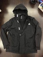 Отдается в дар Мужская куртка Adidas Techfit