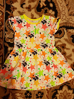 Отдается в дар Платье примерно на годик