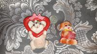 Отдается в дар Фигурки на День Св.Валентина