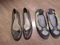 Отдается в дар Женская обувь большого размера