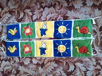 Отдается в дар Для малышей, бортики-книжки от Liberо