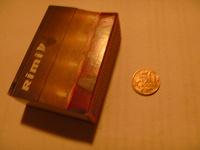 Отдается в дар Спичечный коробок из Риги