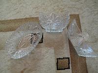 Отдается в дар Хрустальные вазочки/конфетницы