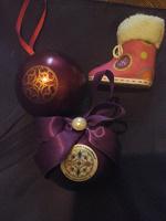 Отдается в дар елочные новогодние шары желаний от ачж