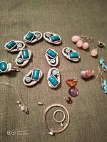 Отдается в дар Рукодельницам полудрагоценные камни