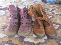 Отдается в дар ботинки девочке