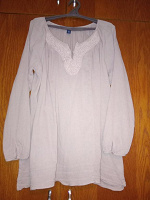 Отдается в дар Блуза большого размера