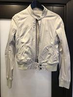 Отдается в дар Светлая курточка