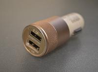 Отдается в дар USB-разъем для прикуривателя