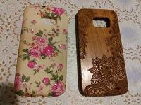 Отдается в дар Чехлы для телефона Samsung Galaxy S7 (не Edge!!!)
