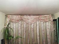 Отдается в дар Верх штор, украшение на карниз 2.90 метра, ламбрекен