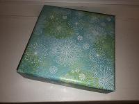 Отдается в дар Коробка для подарка