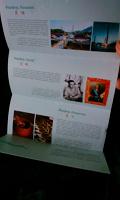 Отдается в дар Буклет с выставки китайского фарфора
