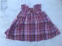 Отдается в дар Платье х/б на подкладке, Испания, 82 см, 12-18 месяцев