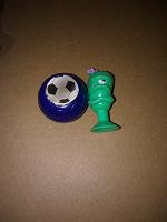 Отдается в дар Прилипало и мячик