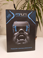Отдается в дар Шлем виртуальной реальности для телефонов