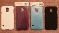 Отдается в дар Чехлы для Galaxy S5