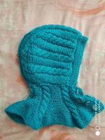 Отдается в дар Зимняя шапочка для девочки