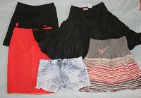 Юбки М и короткие шорты