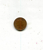 Отдается в дар В коллекцию — Великобритания 1 пенни 2000