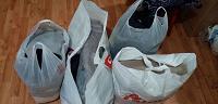Отдается в дар Пакеты одежды