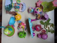 Отдается в дар игрушки мелкие