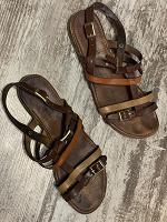 Отдается в дар Летняя обувь