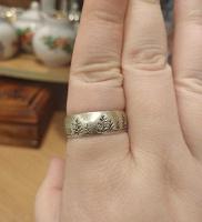 Отдается в дар Кольцо из серебра.