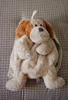 Отдается в дар Плюшевый детский рюкзачок