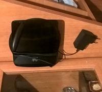 Отдается в дар Роутер Cisco Linksys E1200