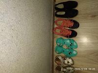 Отдается в дар Обувь разная