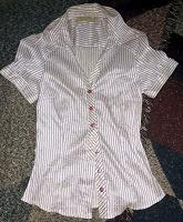 Отдается в дар Классические блузка и юбка