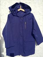 Отдается в дар Балахон-куртка M — L. Большие карманы!